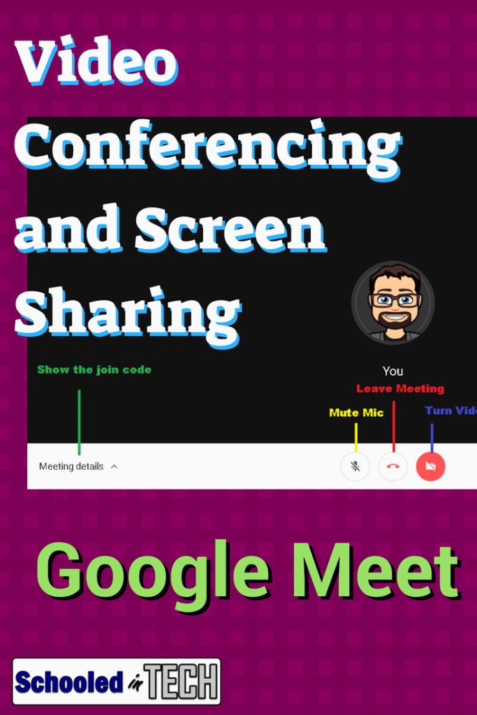 Use Google Meet for your next video conference or to see another users computer screen. This could be part of a free helpdesk solution. #gsuite #screenshare #helpdesk #school #teacher