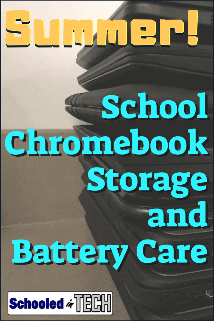 To make sure your teacher and student Chromebooks working their best next school year, check out these suggestions to protect their batteries #chromebook #google #laptop #school #teacher #students