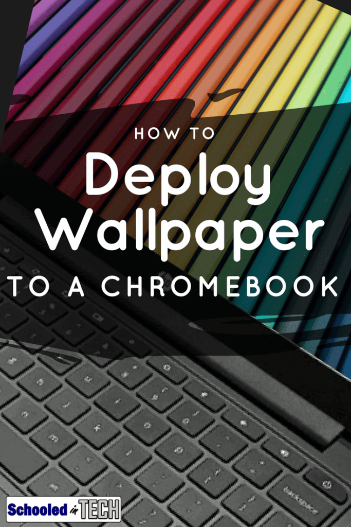 How To Deploy Wallpaper To Chromebook Sign on screen and to users. Follow these steps to set a custom background image to your school Chromebooks and users. #chromebook #teachers #students #edtech #google #gsuite