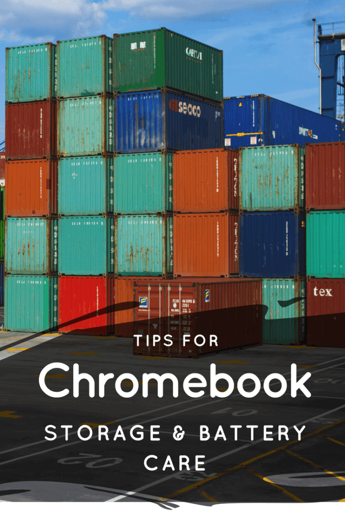 To make sure your teacher and student Chromebooks working their best after breaks, check out these suggestions to protect their batteries #chromebook #google #laptop #school #teacher #students #edtech