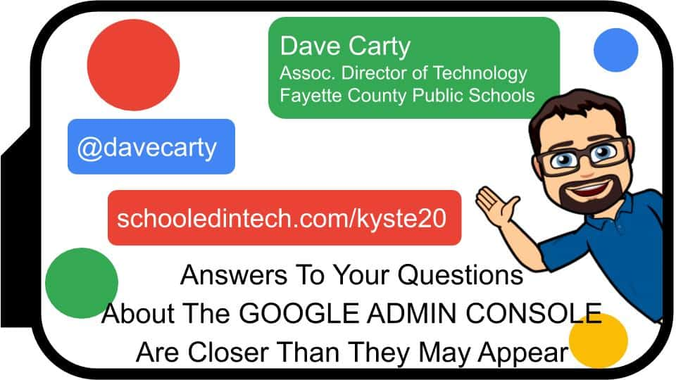 Answers To Your Questions About The GOOGLE ADMIN CONSOLE Are Closer Than They May Appear