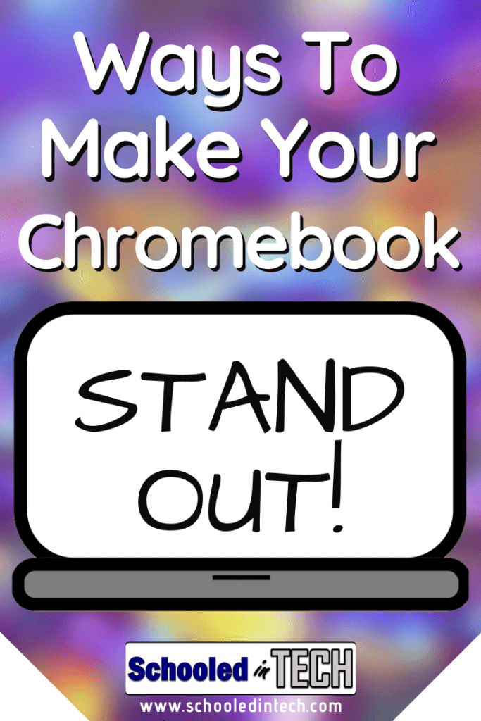 Ways to make your school Chromebook stand out with stickers, skins, cases, and accessories